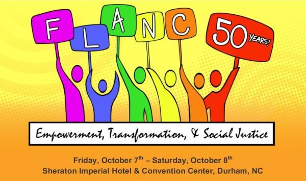 FLANC 2016 conference logo
